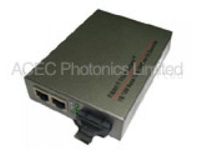 10/100mbps Duplex Fiber Converter